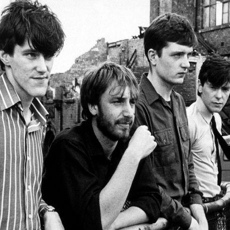 Joy Division & Curtis, Ian