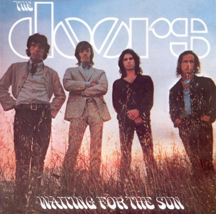 the_doors_-_waiting_for_the_sun_-_front