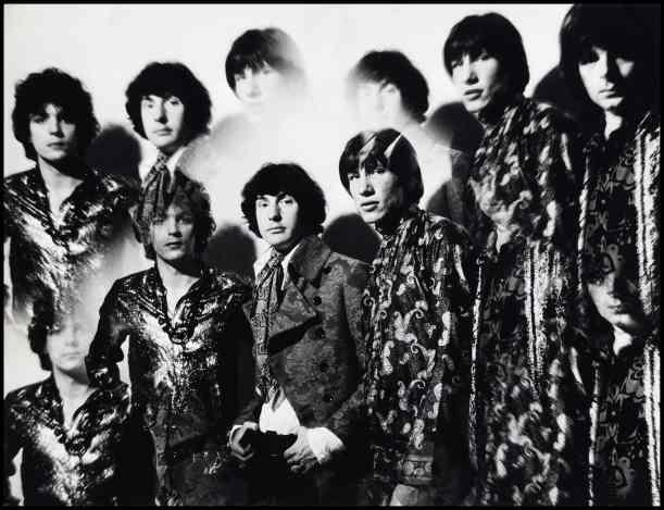 Pink Floyd NPA055 Vic Singh 1967