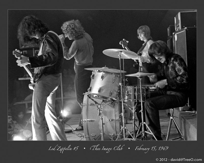 Led Zeppelin #5