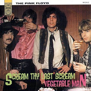 Pink Floyd - Vegetable Man + Scream Thy Last Scream - Cover