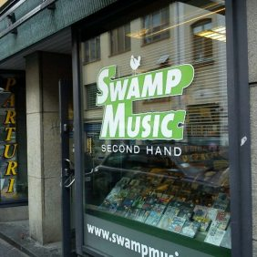 Swamp music tampere