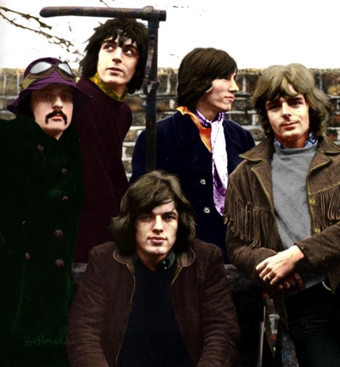 pink floyd 1968b