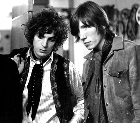 Syd-Barrett-Roger-Waters
