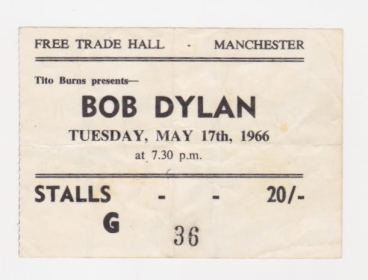 dylanmanchester1966ticket