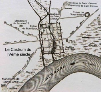 Bordeauxromanmap