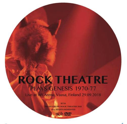 Rock Theatre DVD