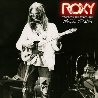neil young- roxy