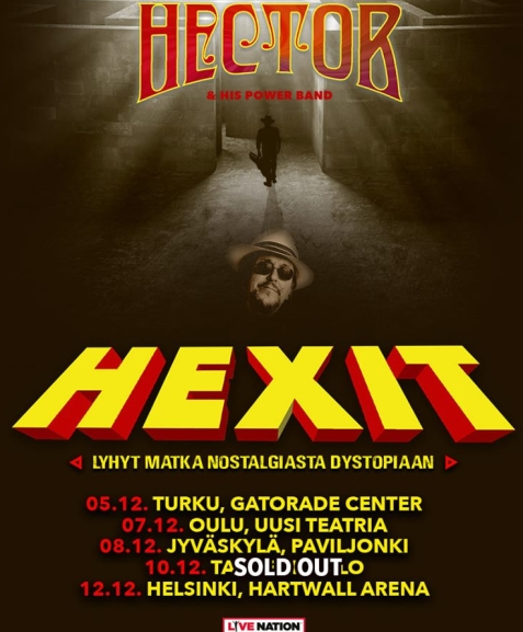 hector2019live